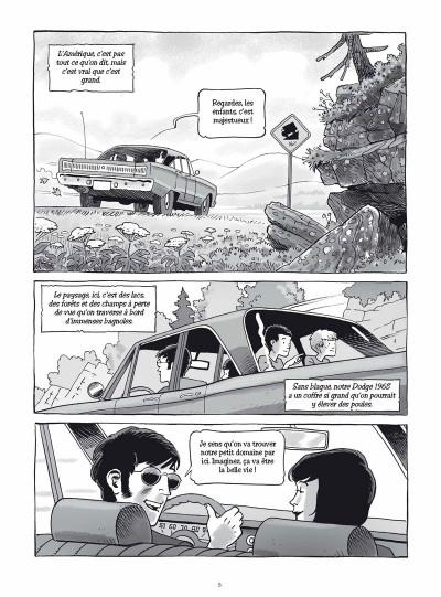Page 1 Graines de bandits