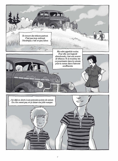 Page 3 Graines de bandits