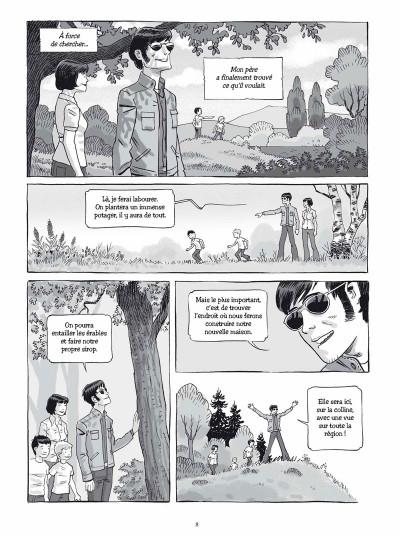 Page 4 Graines de bandits