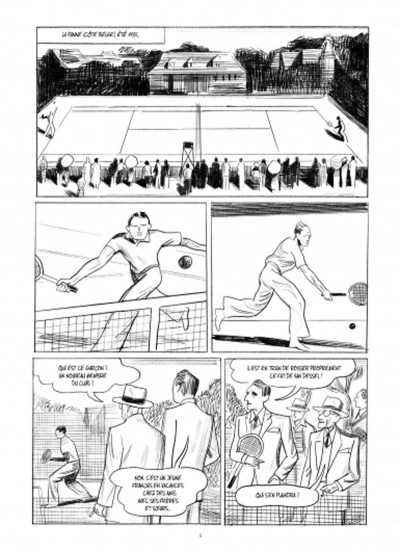Page 1 Mitterrand, un jeune homme de droite