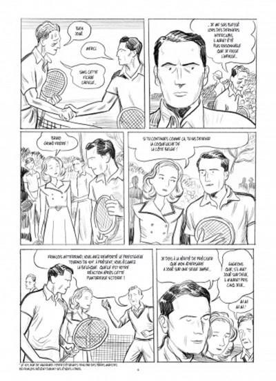 Page 2 Mitterrand, un jeune homme de droite