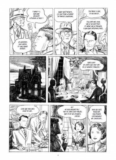 Page 4 Mitterrand, un jeune homme de droite