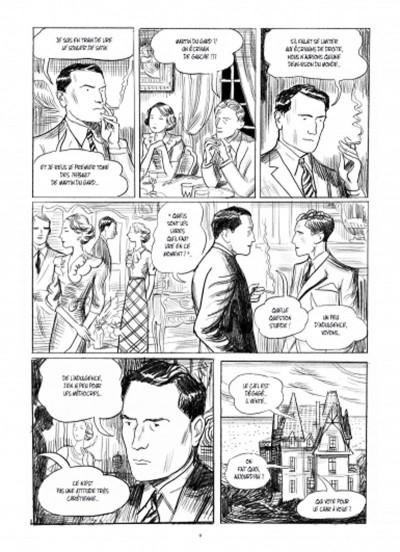 Page 5 Mitterrand, un jeune homme de droite