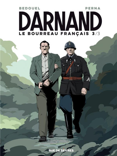 Couverture Darnand tome 3