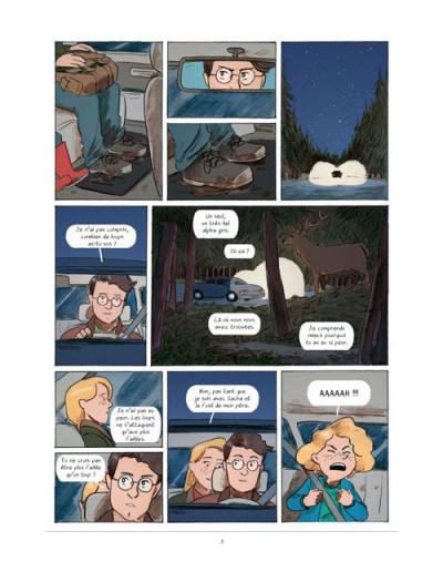 Page 5 Tous les héros s'appellent Phénix