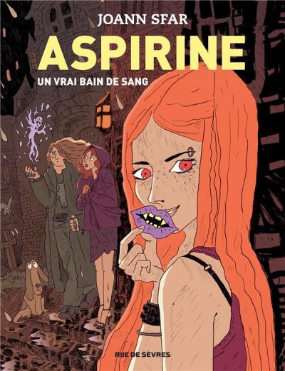 Couverture Aspirine tome 2