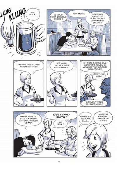 Page 0 Le sculpteur