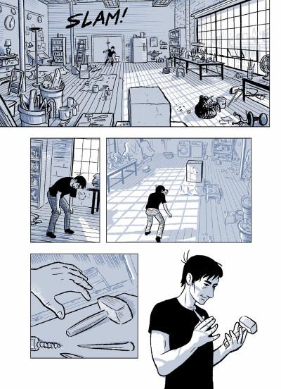 Page 2 Le sculpteur