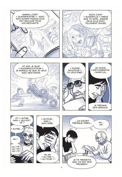 Page 8 Le sculpteur