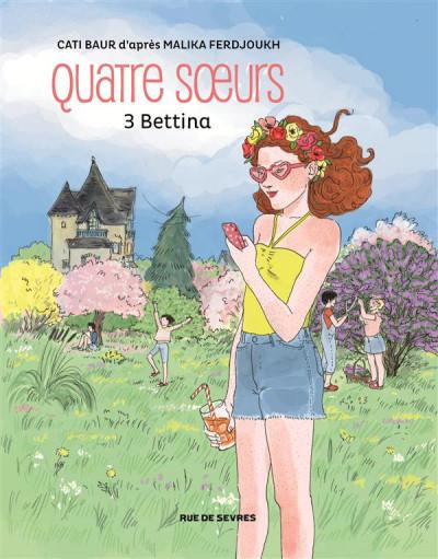 image de Quatre soeurs tome 3 - Bettina