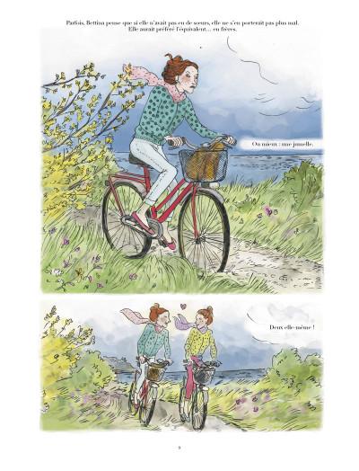Page 1 Quatre soeurs tome 3