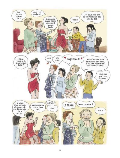 Page 4 Quatre soeurs tome 3