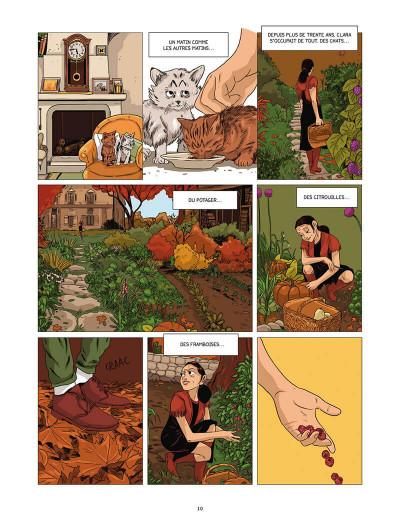 Page 9 Sombres citrouilles