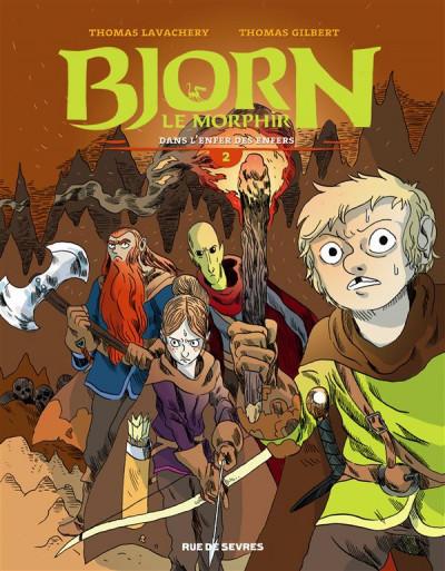 image de Bjorn le morphir tome 2 - dans l'enfer des enfers