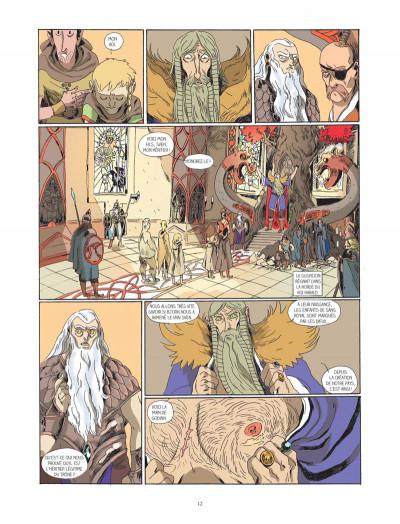 Page 1 Bjorn le morphir tome 4