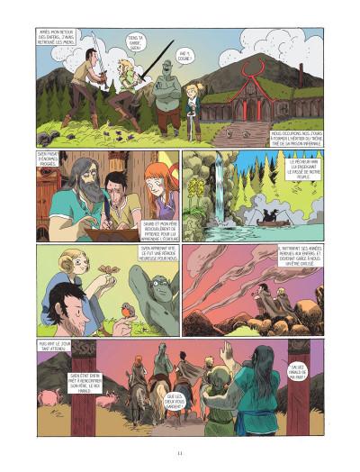 Page 2 Bjorn le morphir tome 4