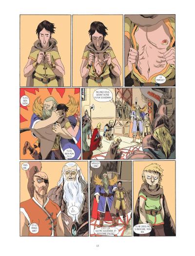 Page 3 Bjorn le morphir tome 4