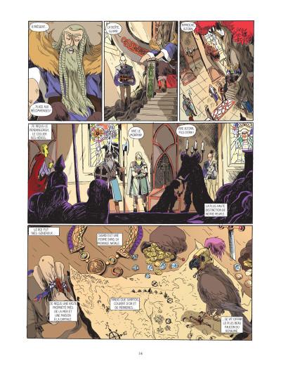 Page 4 Bjorn le morphir tome 4