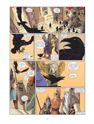 Page 5 Bjorn le morphir tome 4