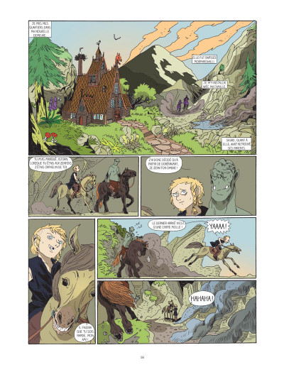 Page 6 Bjorn le morphir tome 4