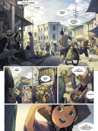Page 1 Yin et le dragon tome 1
