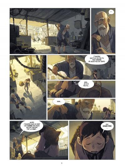 Page 3 Yin et le dragon tome 1