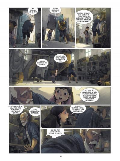 Page 4 Yin et le dragon tome 1