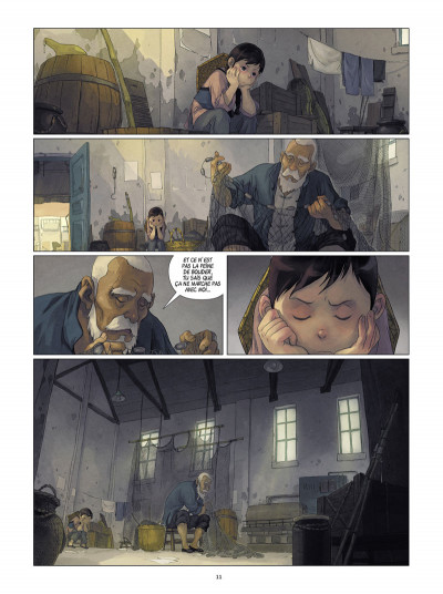 Page 5 Yin et le dragon tome 1