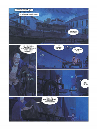 Page 1 Yin et le dragon tome 2