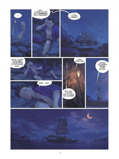 Page 2 Yin et le dragon tome 2