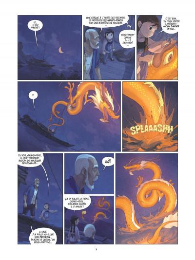 Page 3 Yin et le dragon tome 2