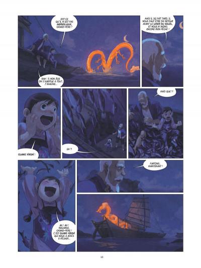 Page 4 Yin et le dragon tome 2