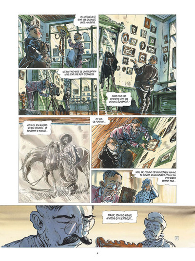 Page 2 Buffalo Runner - édition grand format