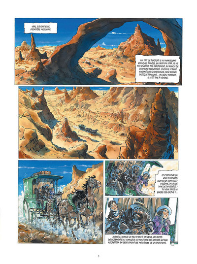 Page 3 Buffalo Runner - édition grand format