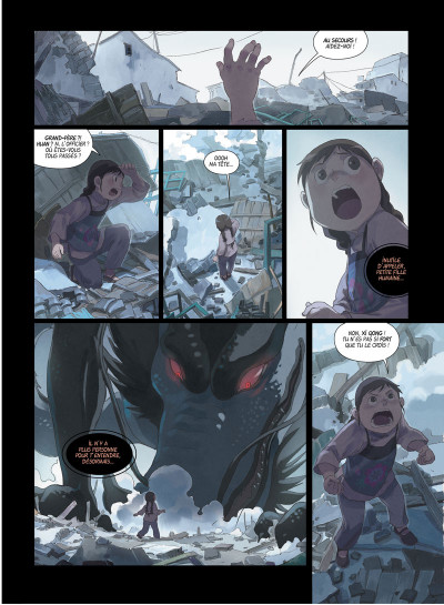 Page 1 Yin et le dragon tome 3