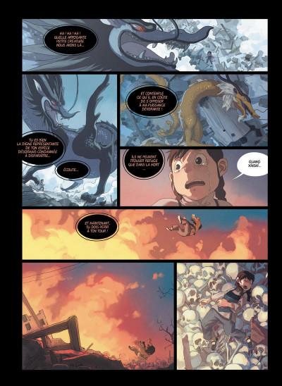 Page 2 Yin et le dragon tome 3