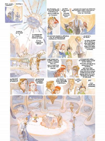 Page 1 Le château des étoiles - gazette tome 12