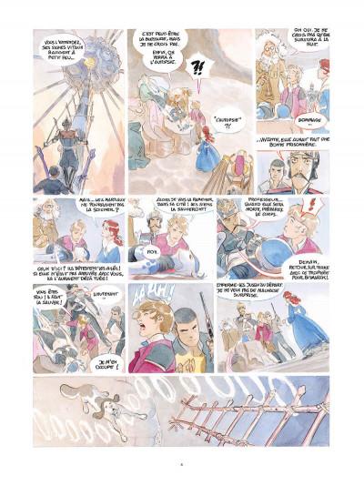 Page 3 Le château des étoiles - gazette tome 12