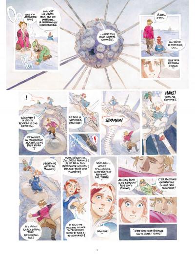 Page 4 Le château des étoiles - gazette tome 12
