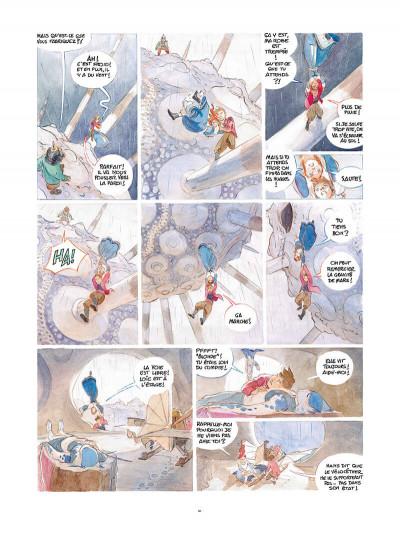 Page 5 Le château des étoiles - gazette tome 12