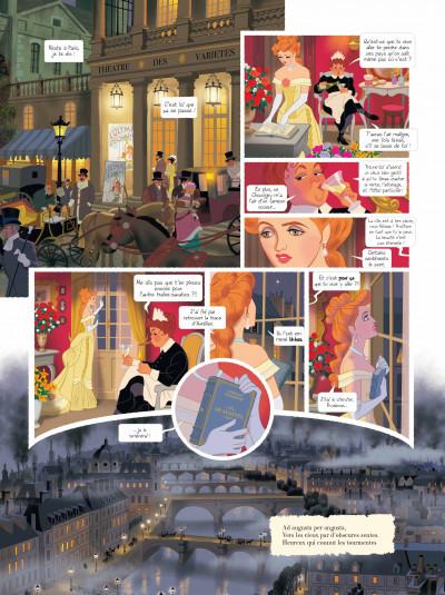 Page 1 Les chimères de Vénus tome 1