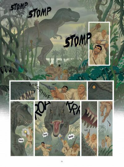 Page 2 Les chimères de Vénus tome 1