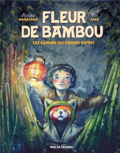 Couverture Fleur de bambou tome 1