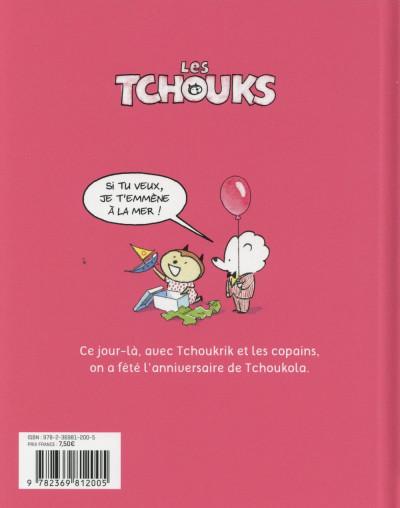 Dos Les Tchouks tome 6