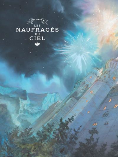 Page 2 Le château des étoiles tome 2 - Grand format