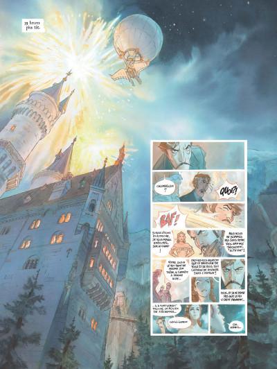 Page 3 Le château des étoiles tome 2 - Grand format