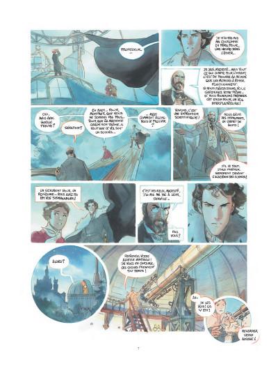 Page 5 Le château des étoiles tome 2 - Grand format
