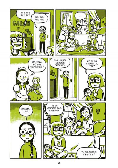 Page 0 Un été d'enfer !