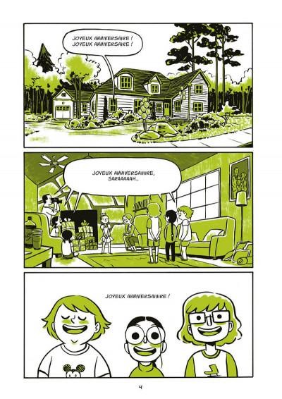 Page 4 Un été d'enfer !