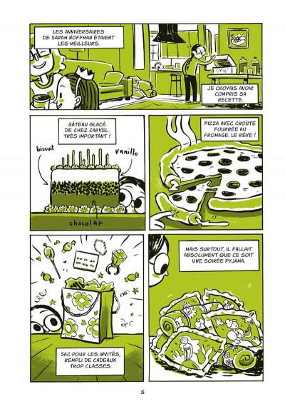 Page 5 Un été d'enfer !